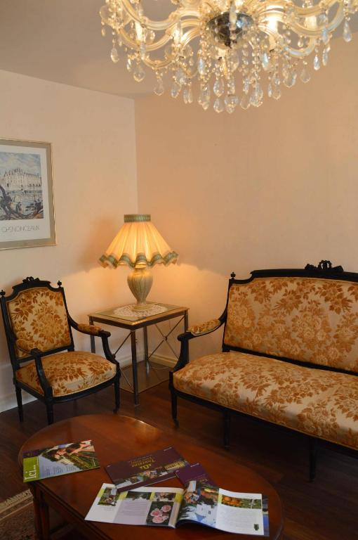 Apartment La Touraine Romantique Grammont