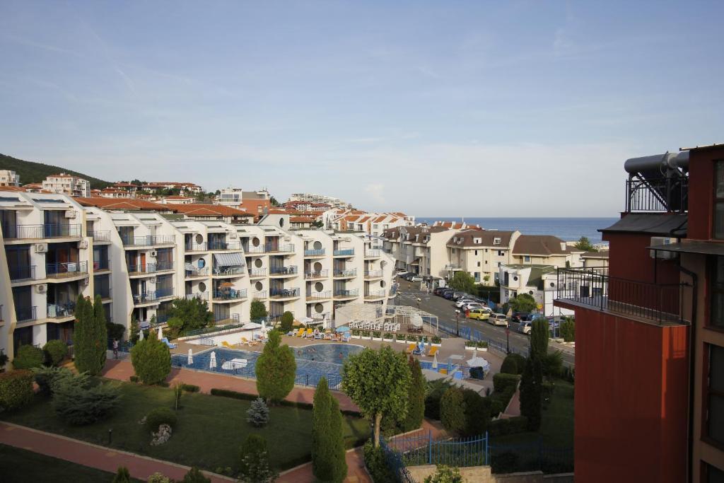 See view apartament in Vega Village