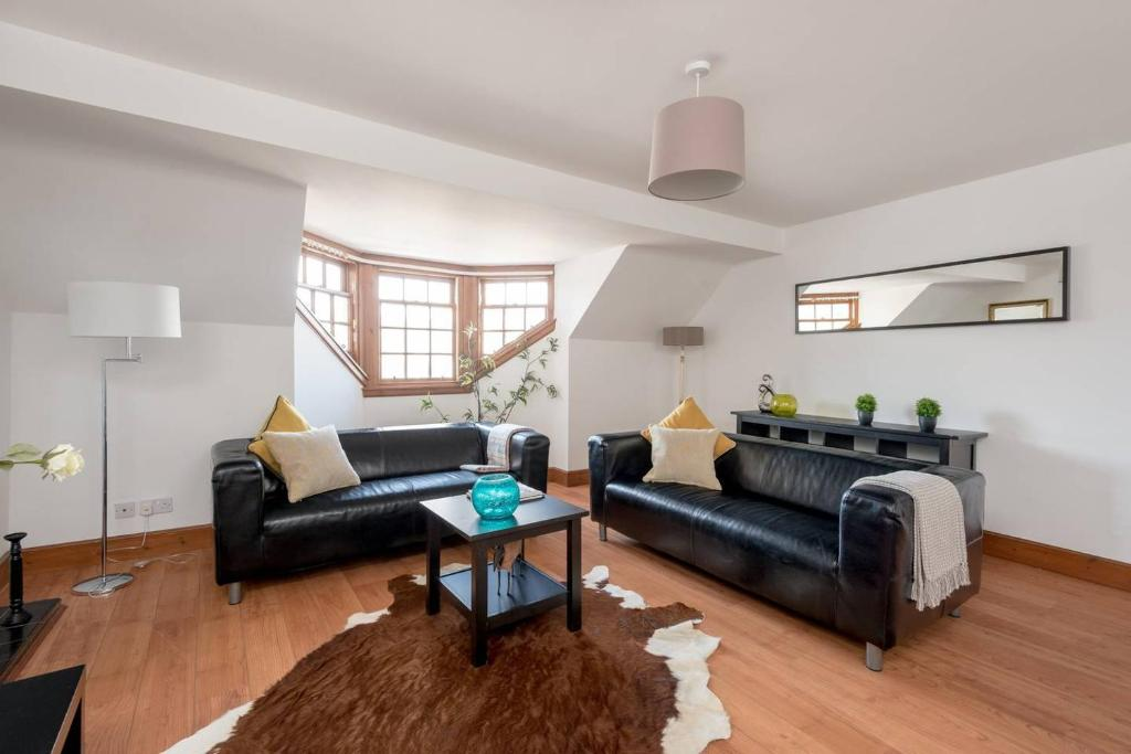 ALTIDO Stylish Frederick Street Flat Heart Of The Centre