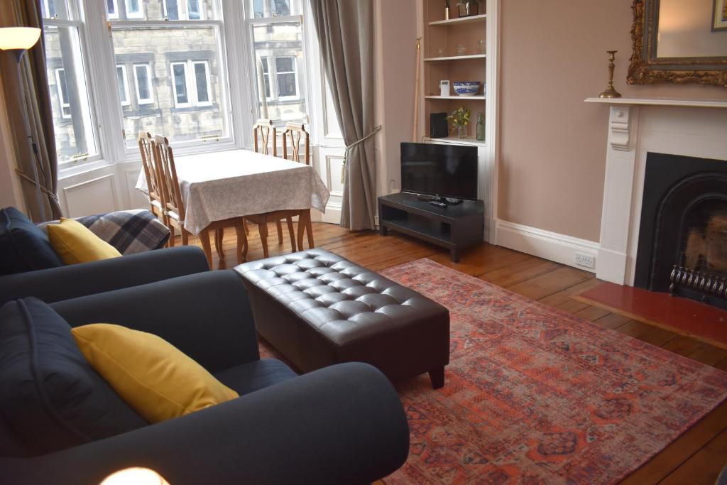 East Claremont - beautiful 2BR apartment in Central Edinburgh