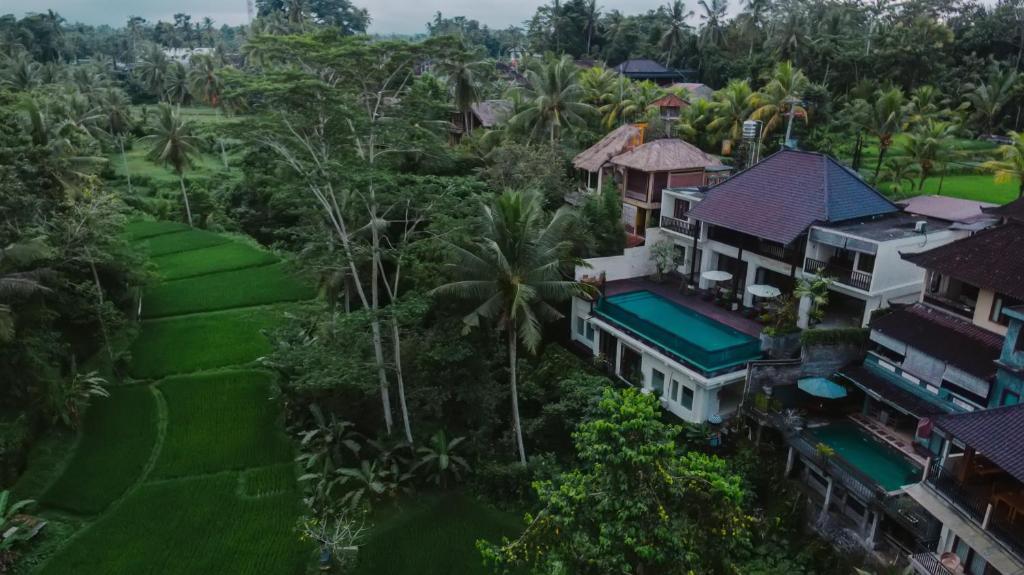 River Sakti Ubud by Prasi