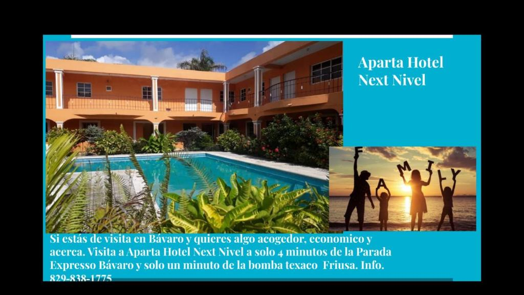 Apartahotel Next Nivel