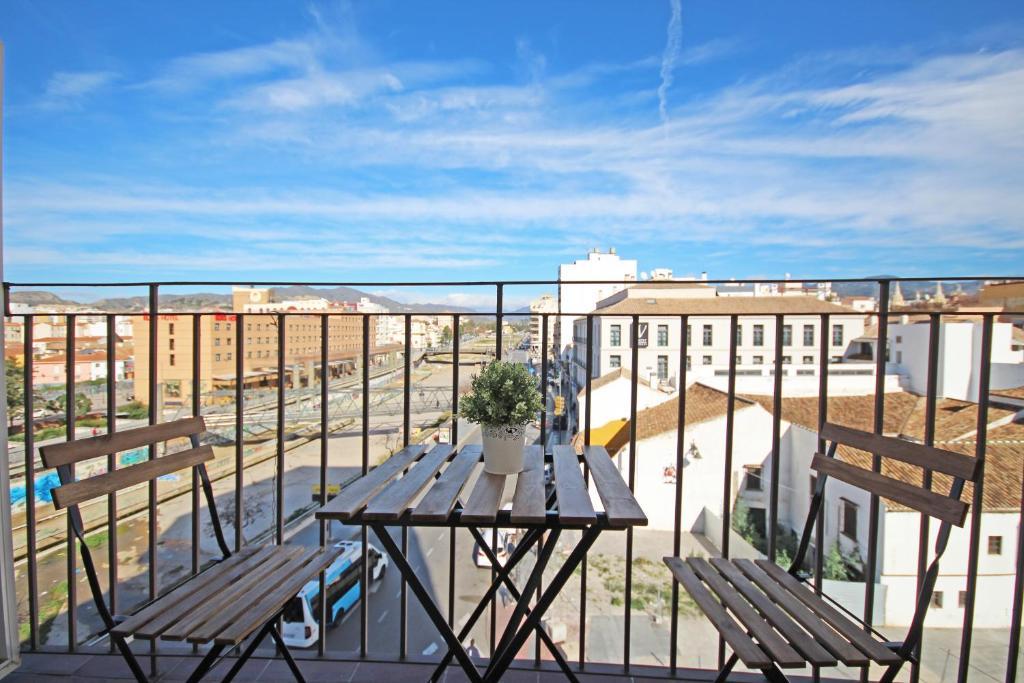 Exclusive Views of Malaga, Santa Isabel