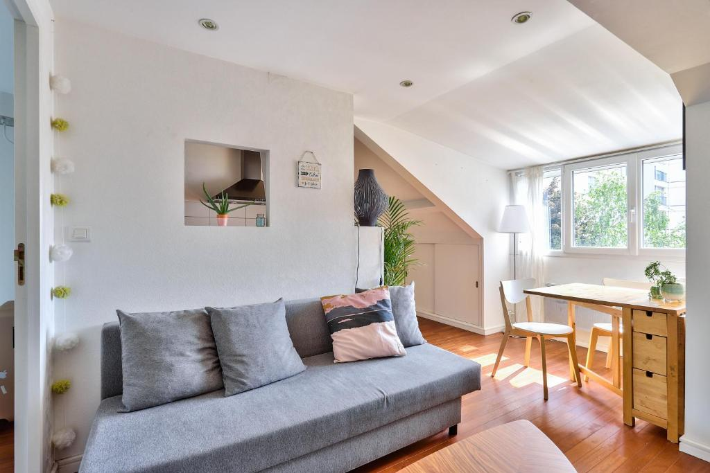 Beautiful cosy apartment ideal for a stay in Nantes, France - Photos ...