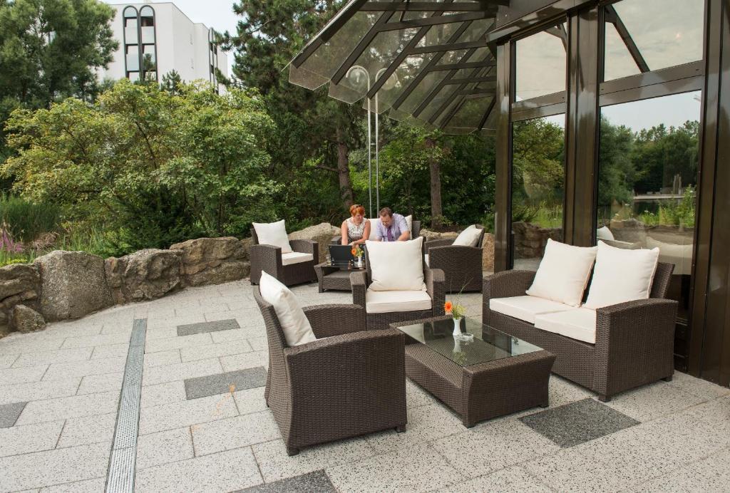 atrium im park hotel by libertas r servation gratuite sur viamichelin. Black Bedroom Furniture Sets. Home Design Ideas