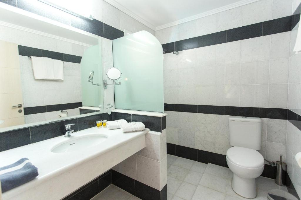 Deluxe Double Room with Shower Dracos Hotel