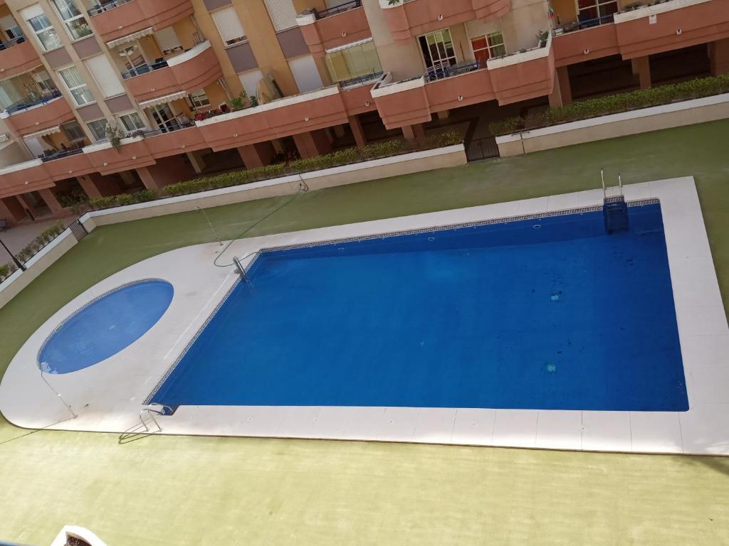 Maravilloso apartamento en la playa en Málaga capital