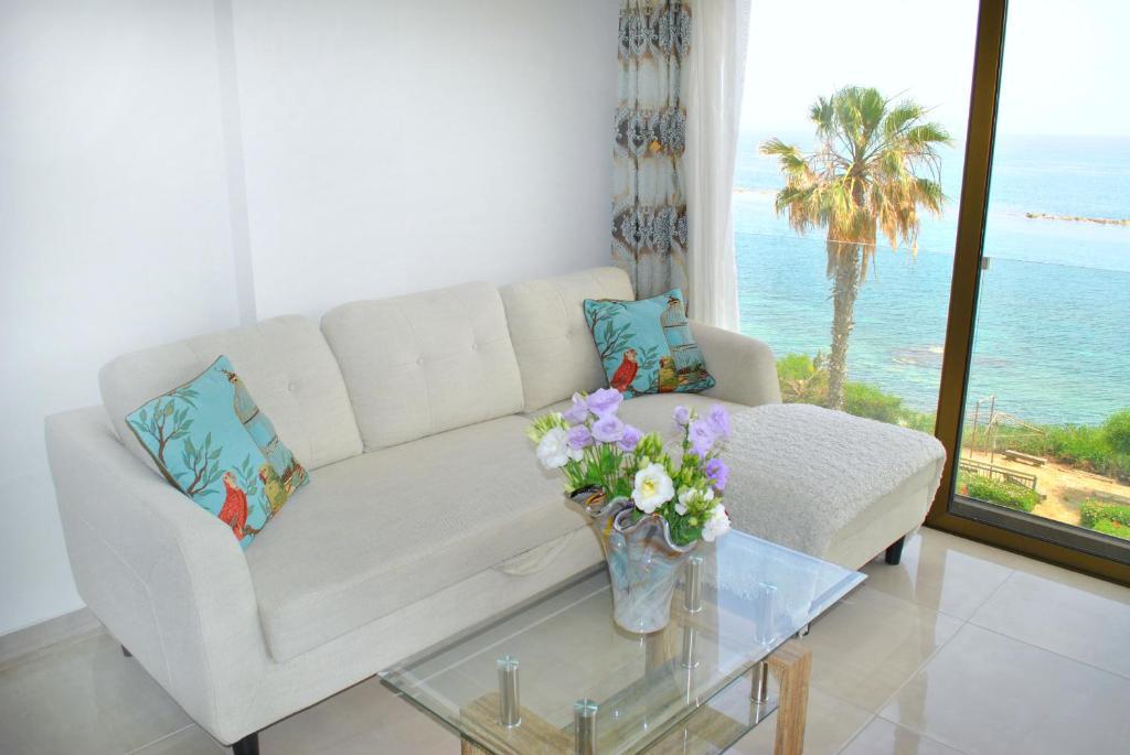 Aphrodite sea view apartment Zygi