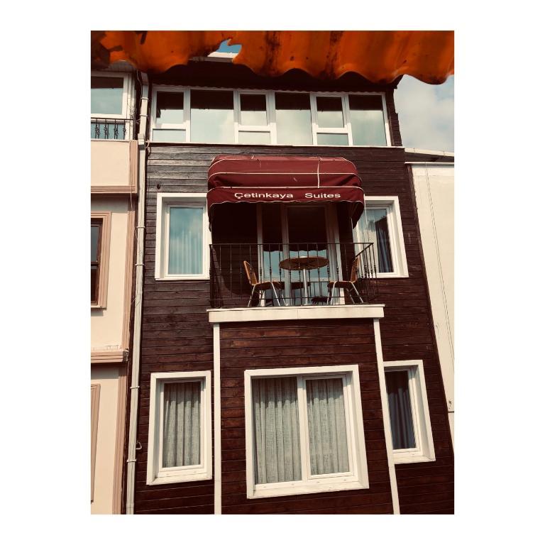 Taksim Cetinkaya Suite