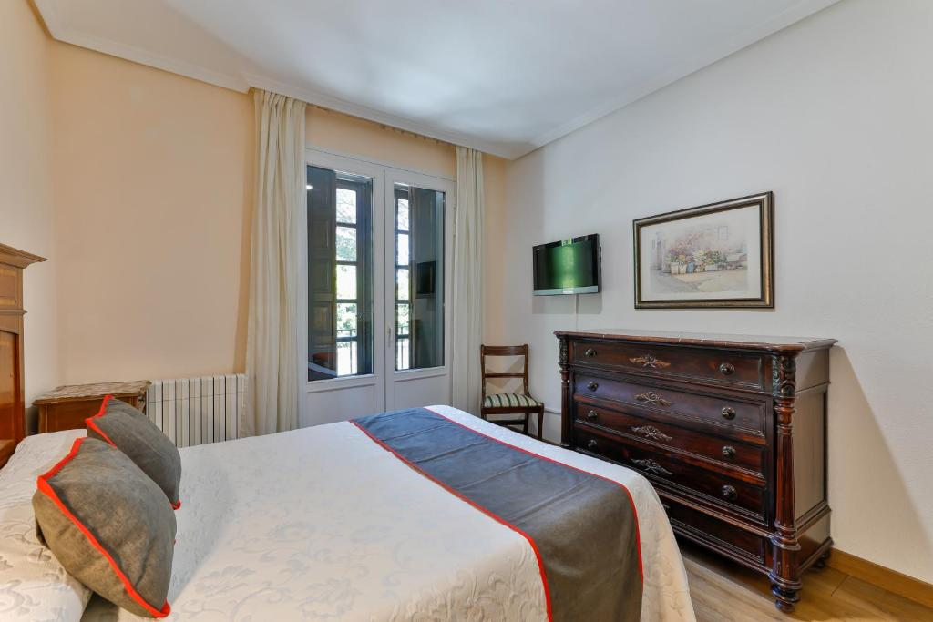 Double Room OYO Hotel Santillana