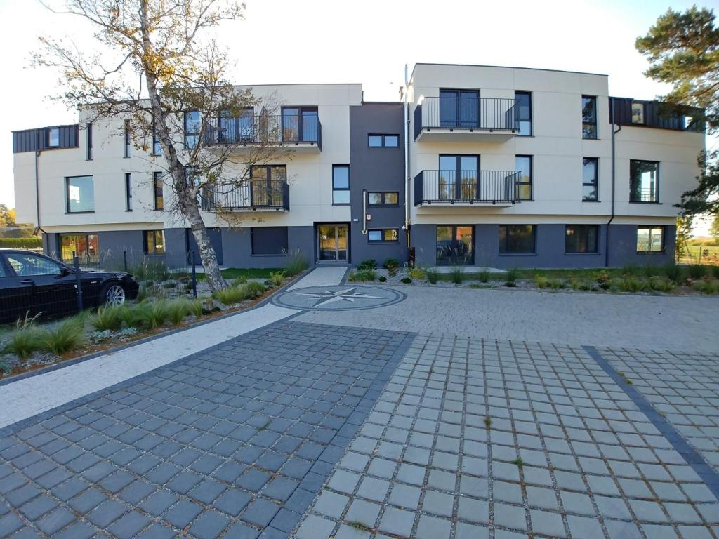 noclegi Dziwnówek Turkusowy Apartament Dziwnówek