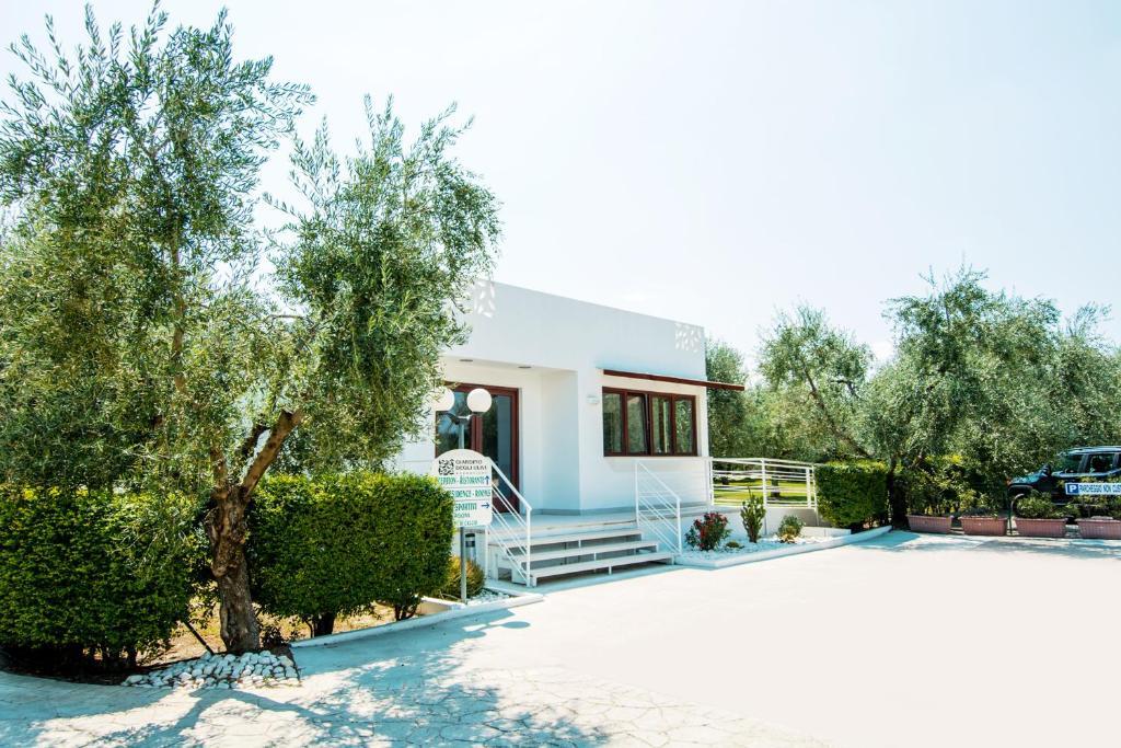 Thb Giardino Degli Ulivi Resort And Spa Hotel In Margherita Di Savoia