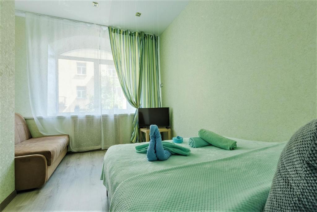 Apartment on Dvoryanskaya 15