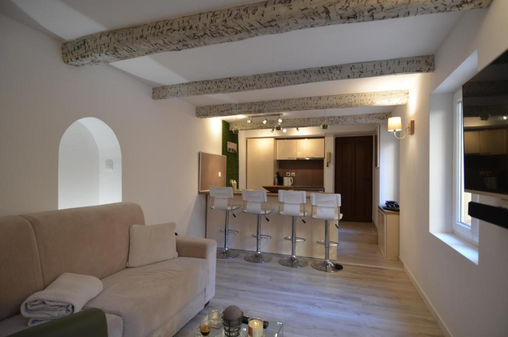 Appartement duplex de charme 4 personnes Quartier du Port à Nice
