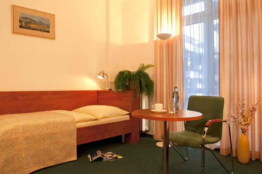 Comfort Single Room Kupelny Hotel Palace