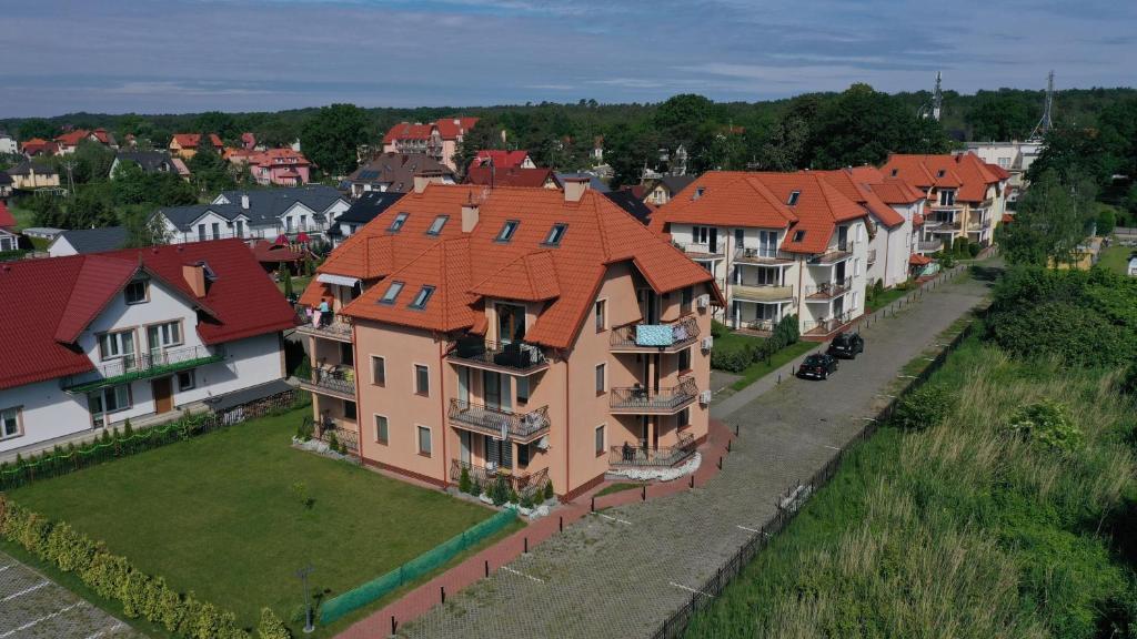 noclegi Krynica Morska PIONOW Apartament MALMA II-Krynica Morska