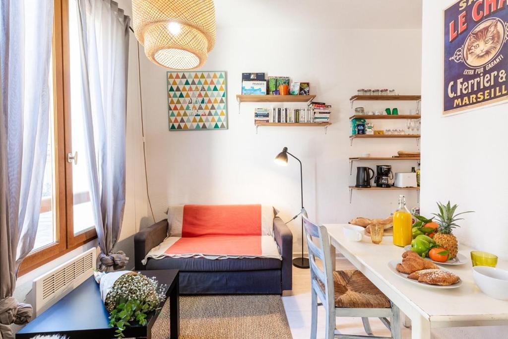Le Pistou - Superbe appartement vue sur le Vieux Port