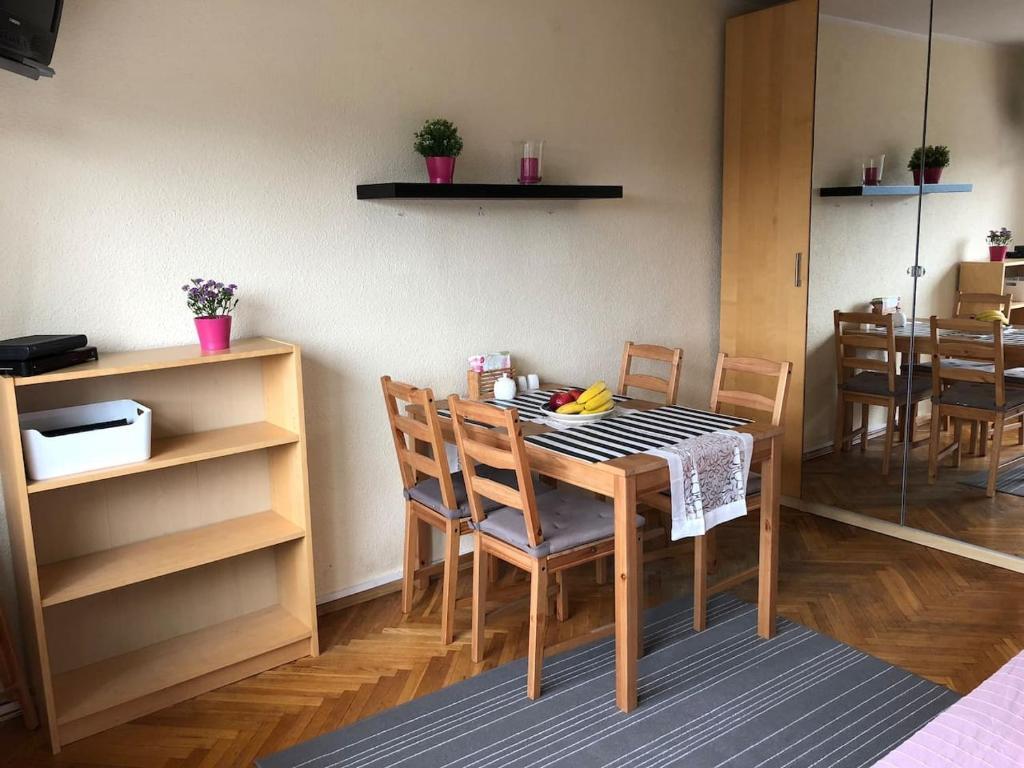 noclegi Gdańsk Apartament Oliwa (do 6 os)
