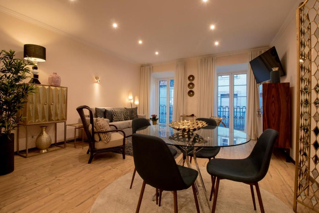 Apartamentos Rosa do Bairro Alto