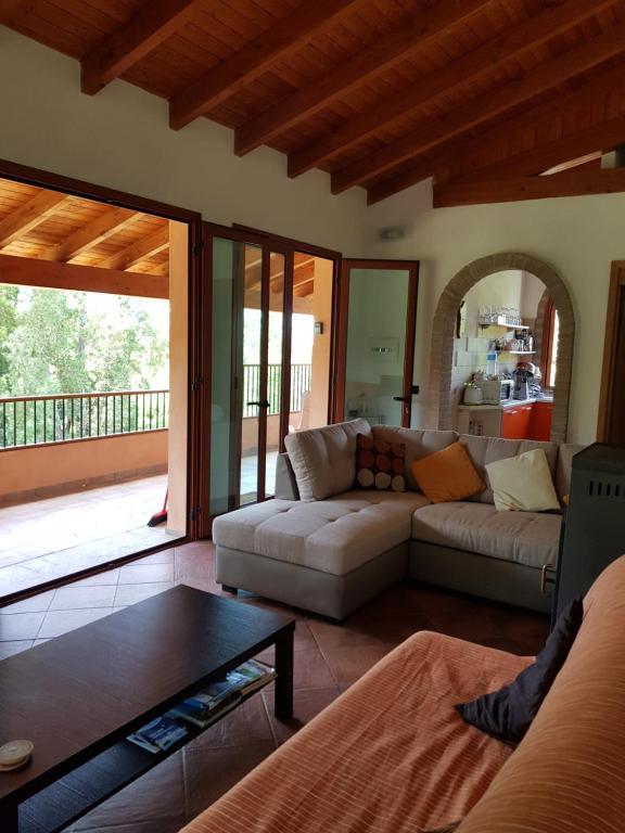 Villa l'orto Portixeddu Sardegna img2