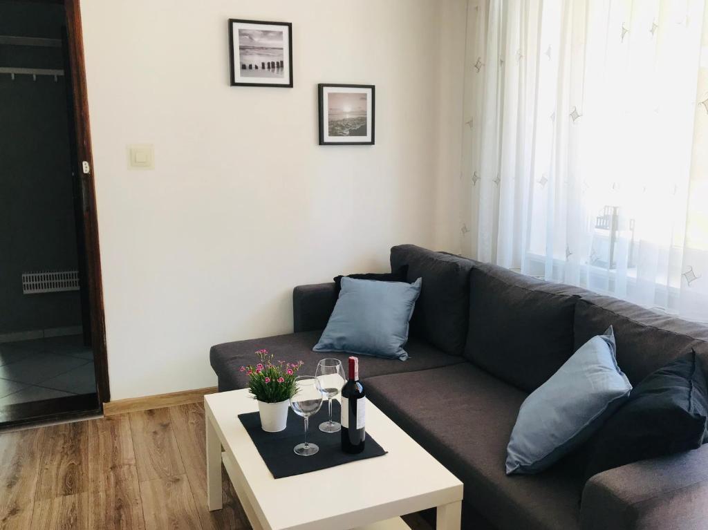 noclegi Karwia Pokoje i Apartamenty 200 m do plaży