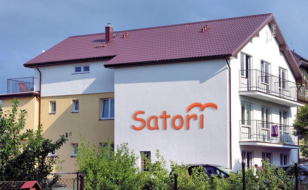 noclegi Władysławowo Satori