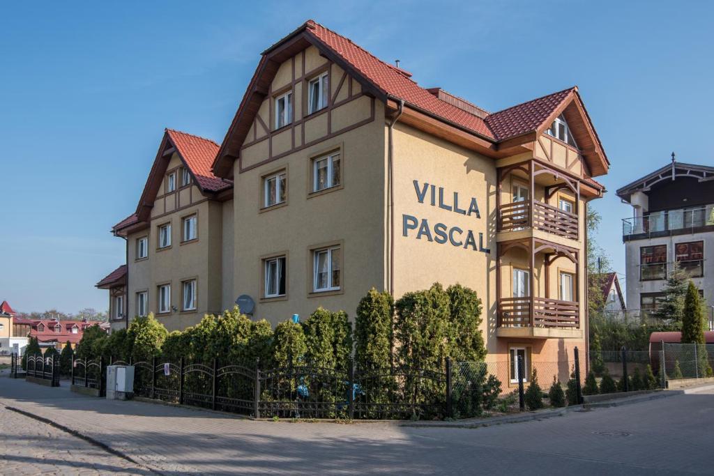 noclegi Gdańsk Villa Pascal