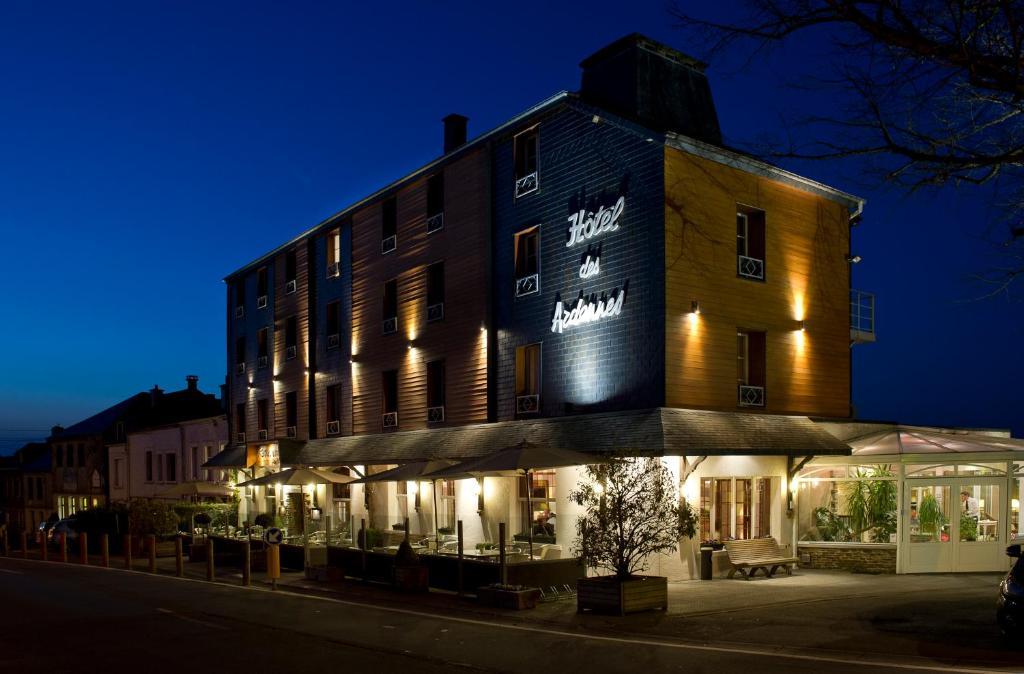 Hotel Restaurant Les Ardennes Corbion