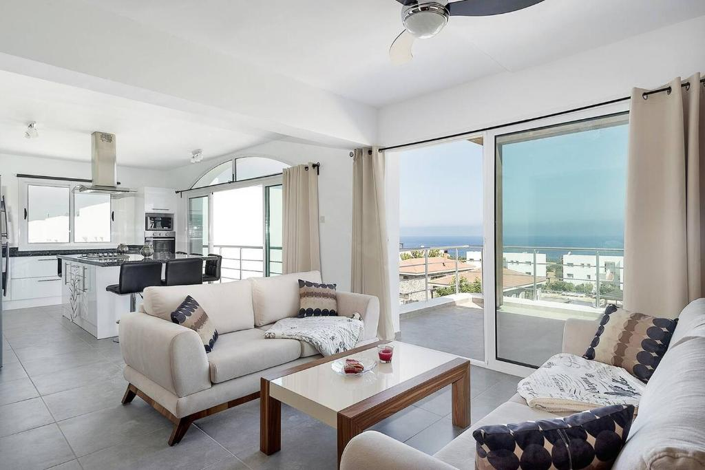 Joya Cypern Golden Deluxe Penthouse Apartment