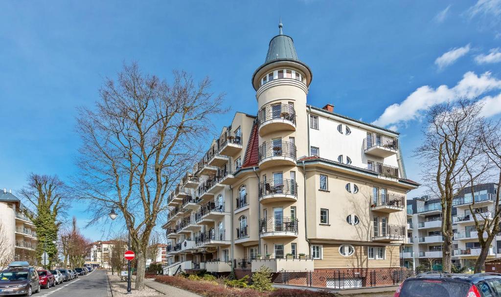 Apartamenty Laguna Regina Maris Swinoujscie Informationen Und