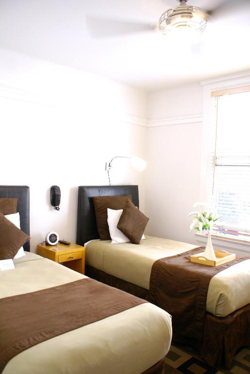 The Mosser Hotel San Francisco Book Your Hotel With