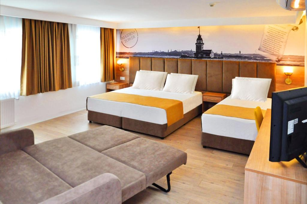 Hotel Davos Istanbul