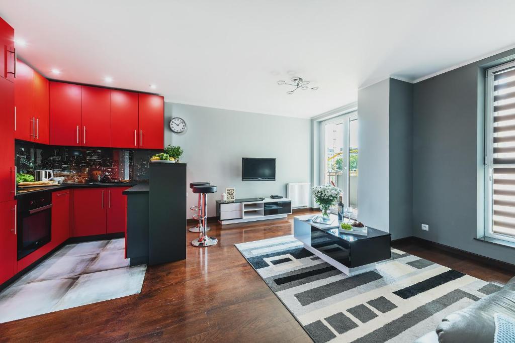 P&O Apartments Wola Tarasy