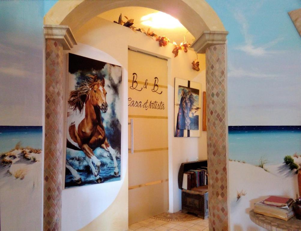Casa d' Artista B&B bild3
