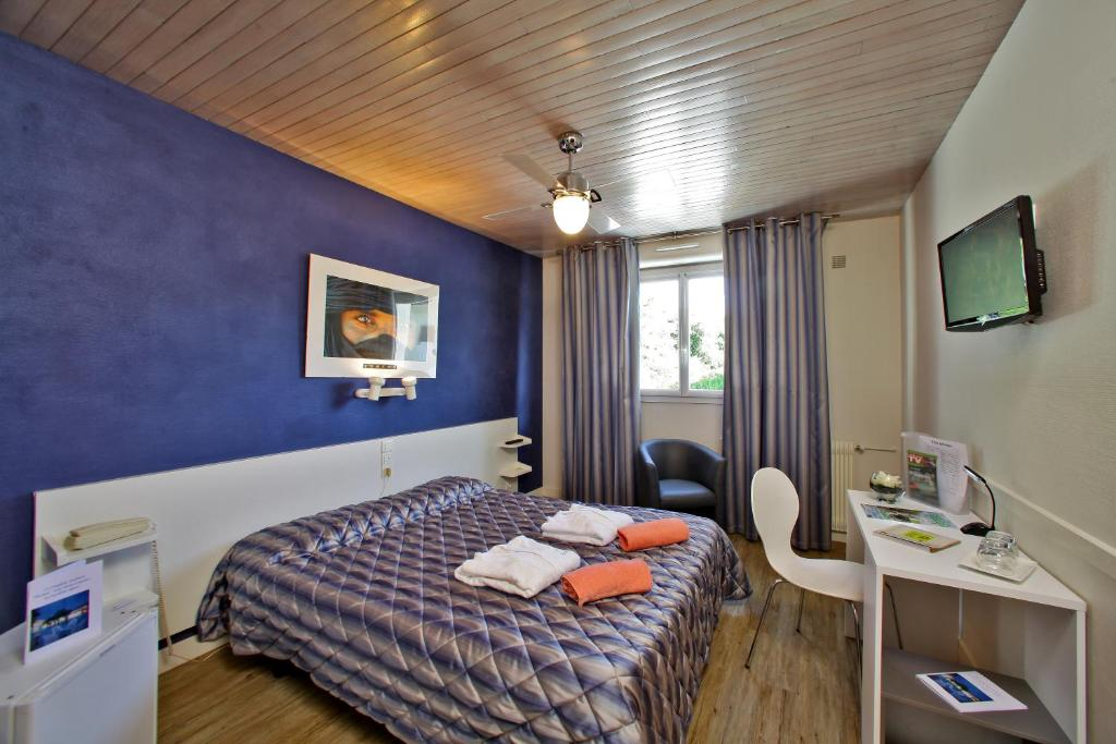 Double Room Logis Thermal