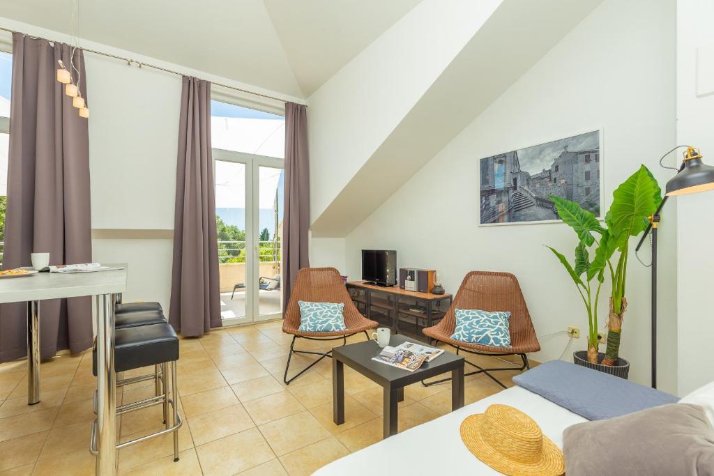 Apartment Fuscus A1