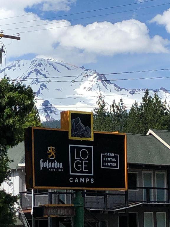 LOGE Mt. Shasta