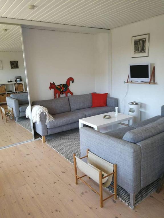 Hyggelig lejlighed med terrasse nær Skagen centrum, 9990 Skagen