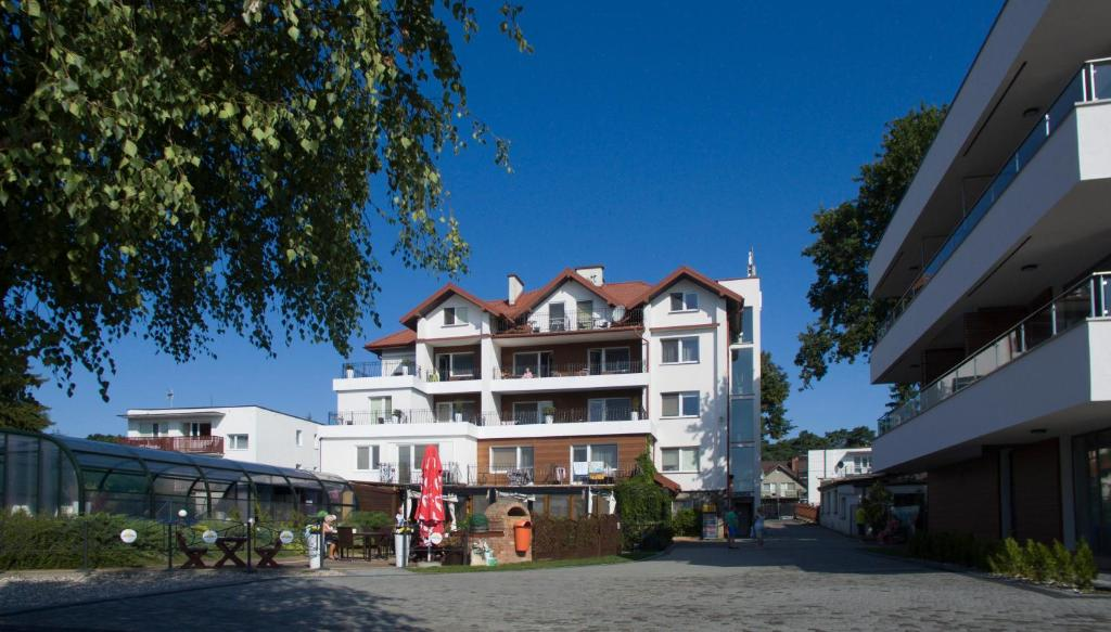 noclegi Krynica Morska Hotel Krynica