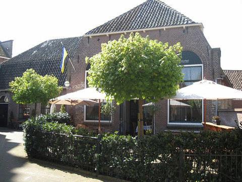 Auberge aan het Hof, 8356 DN Blokzijl