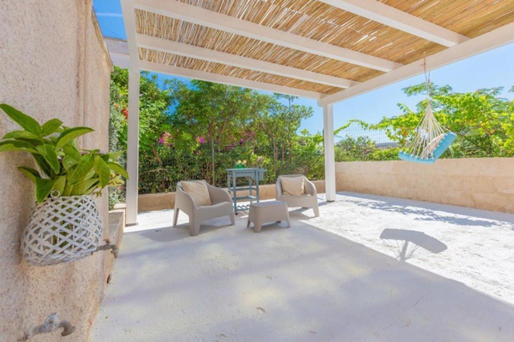 La Casa di Connie entro 250 mt dalla spiaggia di sabbia