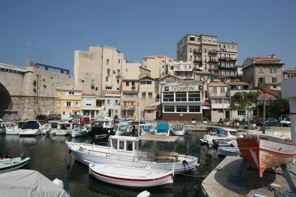 Hotel Vallon Des Auffes Marseille