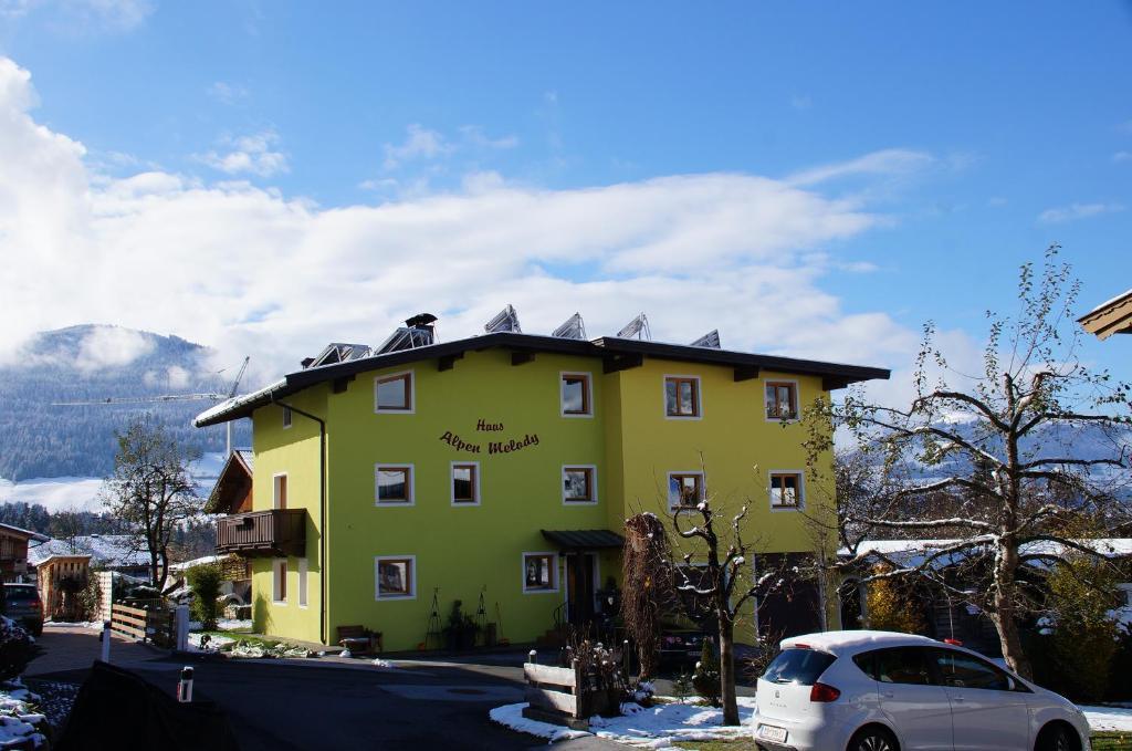 Haus Alpen Melody Apartment In Westendorf Austria Wander