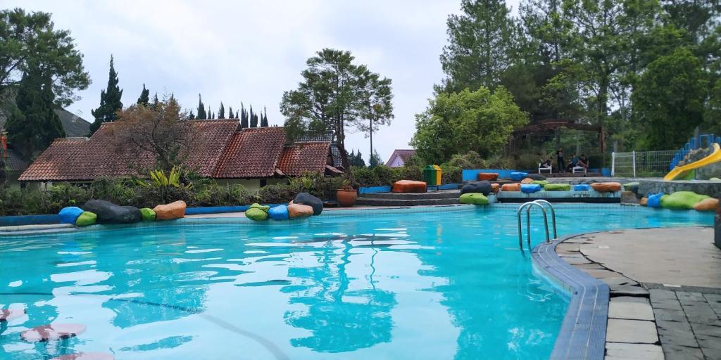 Villa Lotus D56 Cibodas Puncak
