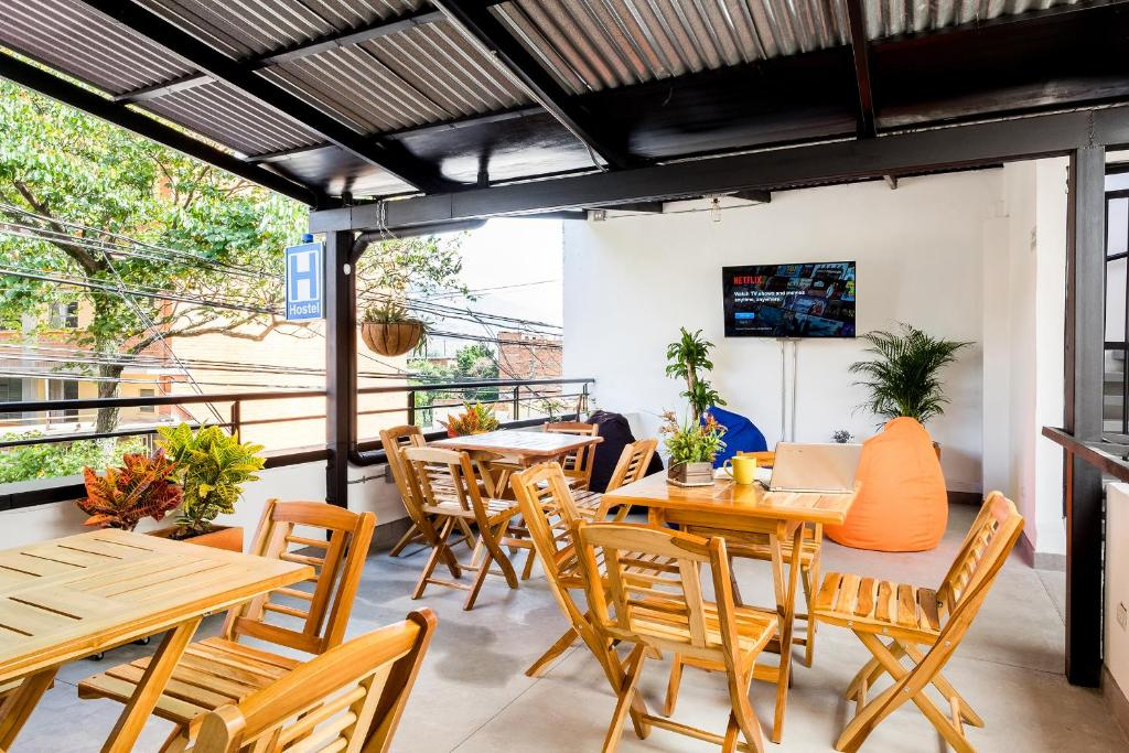 Medellin Backpacker Hostel