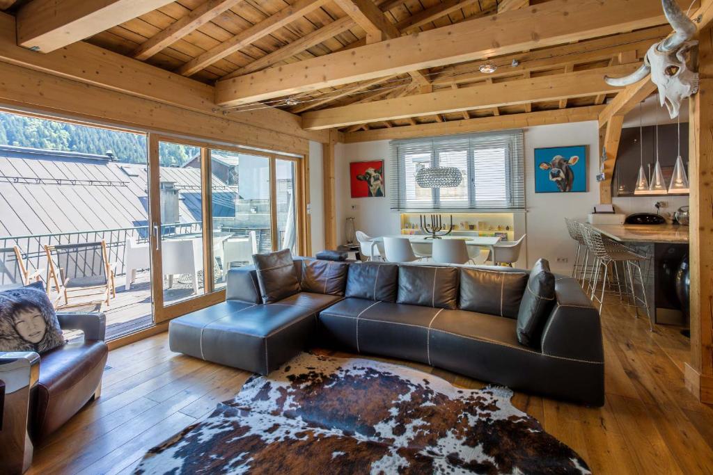 Penthouse le Bartavel - Chamonix All Year