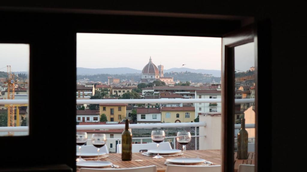 La Terrazza Dei Mille Apartment In Firenze Italy Wander