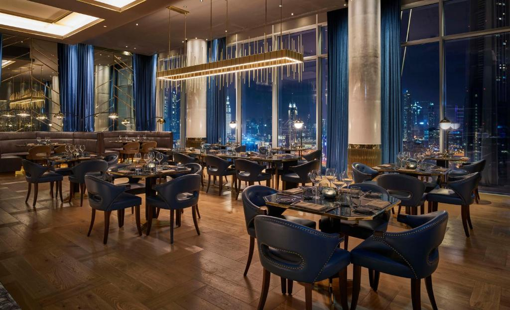 Waldorf Astoria Hotels Dining