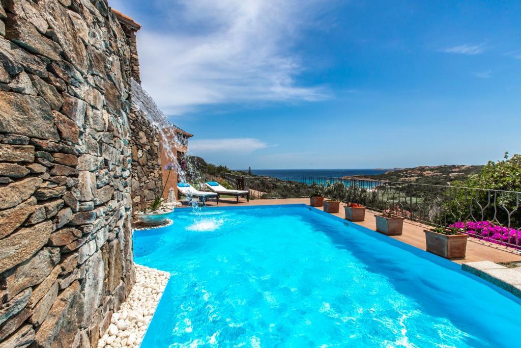 Porto Cervo Swimming Pool Villa R&R bild1