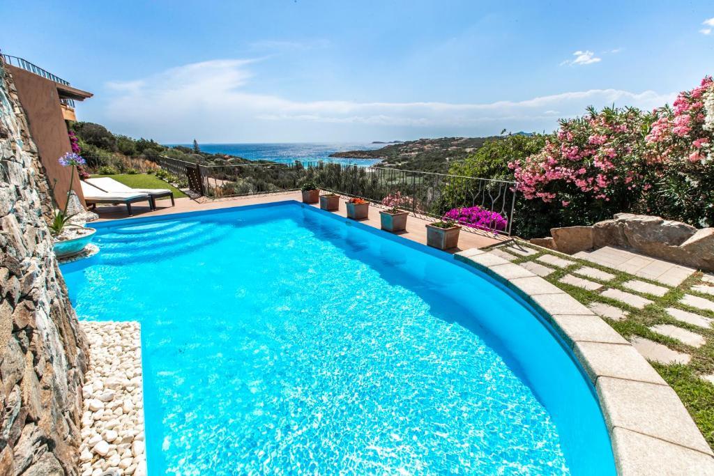 Porto Cervo Swimming Pool Villa R&R bild3